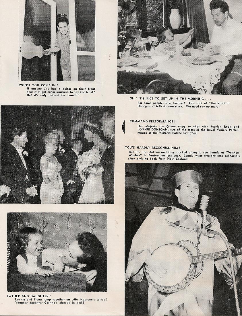 1961 New Zealand Programme.