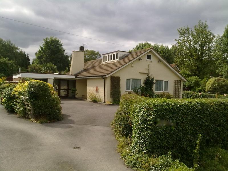 Lonnie's Home Near Virginia Waters