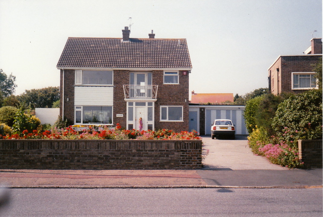 Lonnie's House near Margate