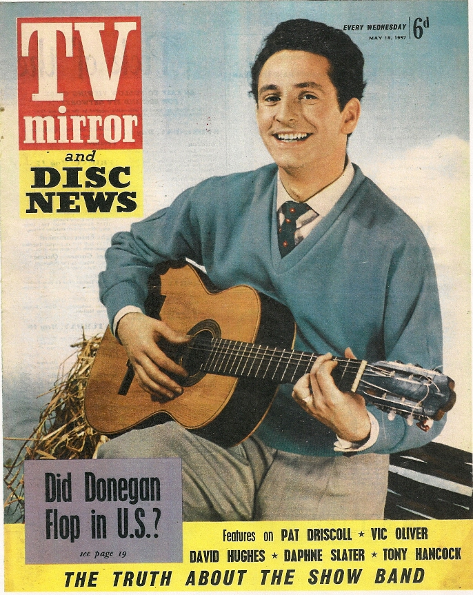 TV Mirror and Disc News Cover