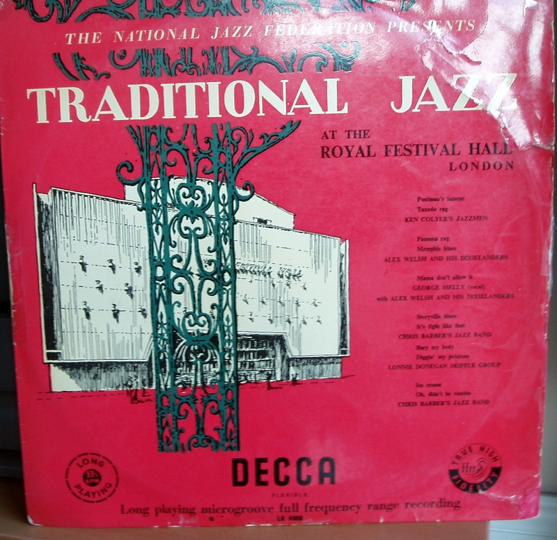 Traditional Jazz at The Royal Festval Hall