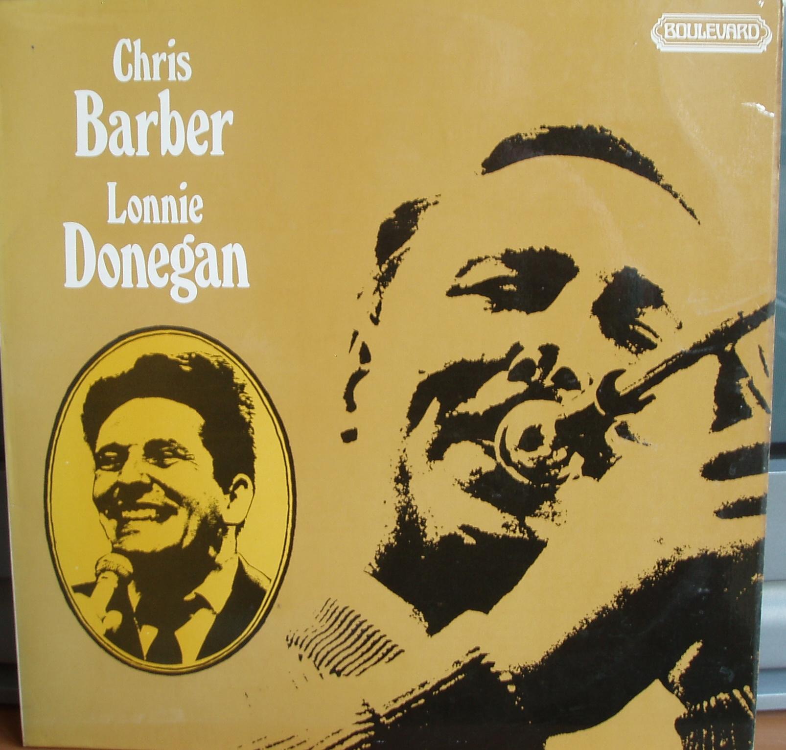 Chris Barber & Lonnie Donegan