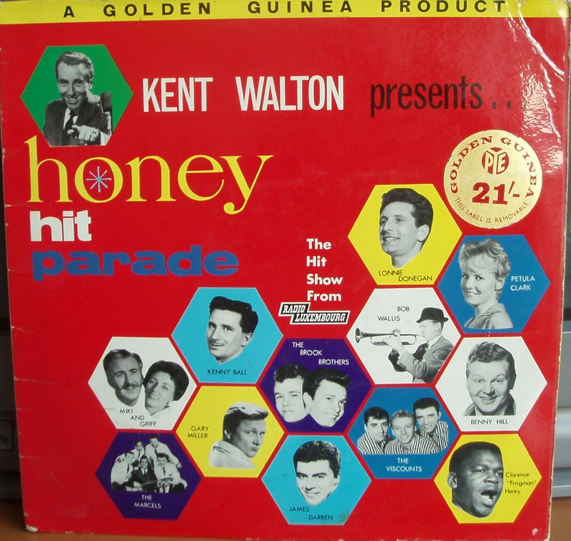 Kent Walton Presents Honey Hit Parade