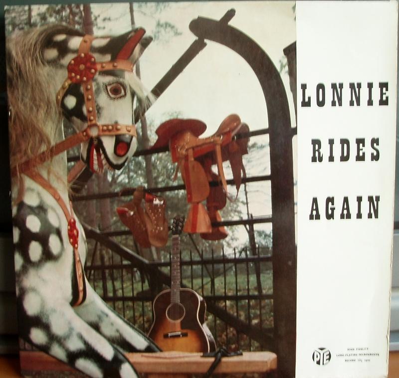 Lonnie Rides Again