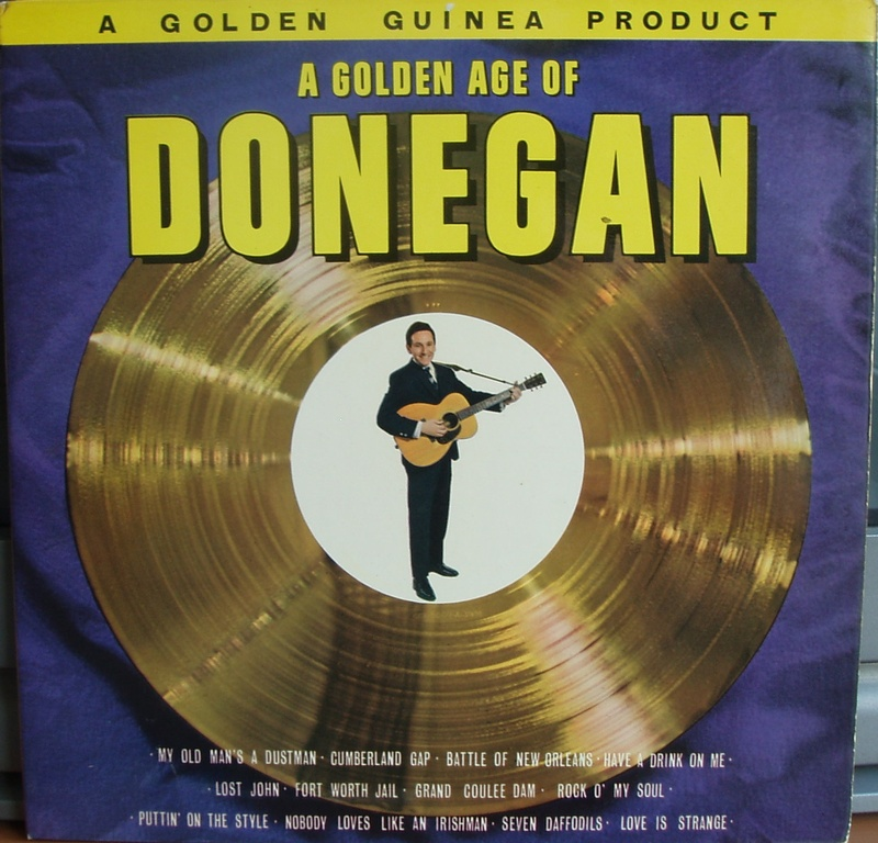 A Golden Age Of Donegan