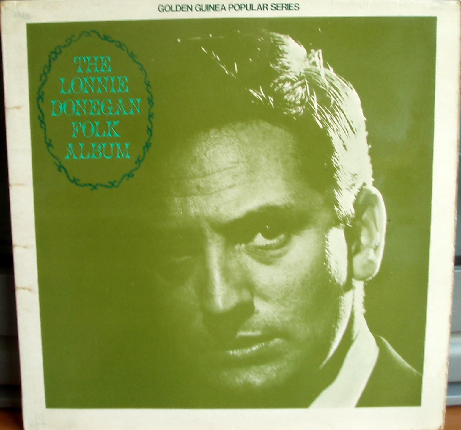 The Lonnie Donegan Folk Album