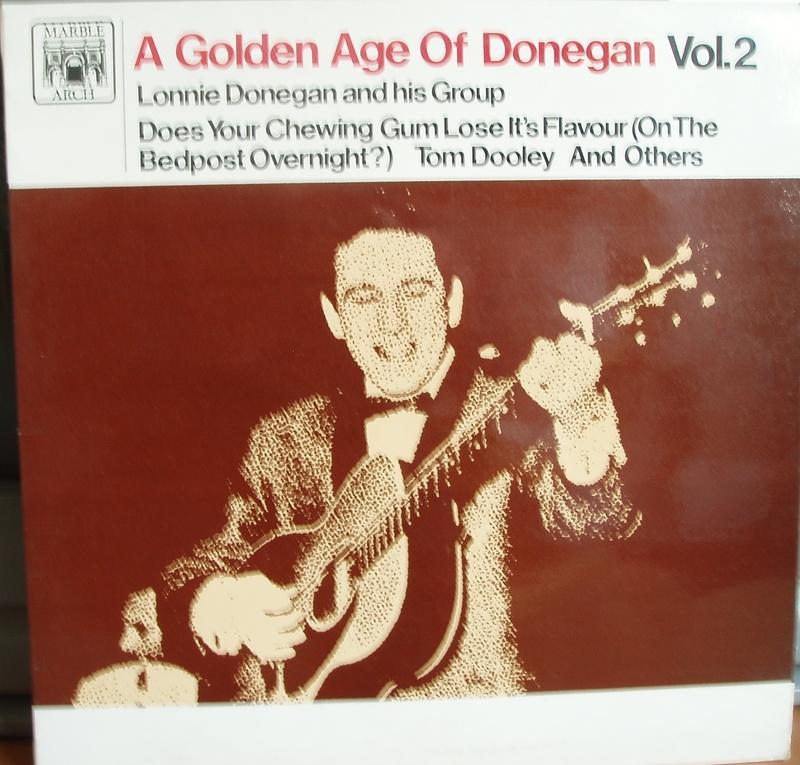 A Golden Age Of Donegan Vol 2