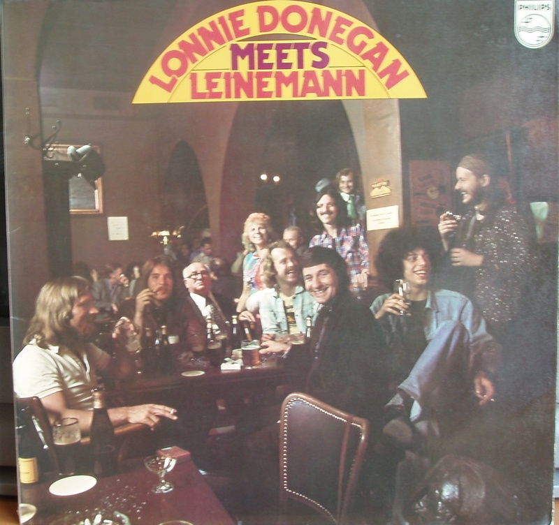 Lonnie Donegan Meets Leinemann