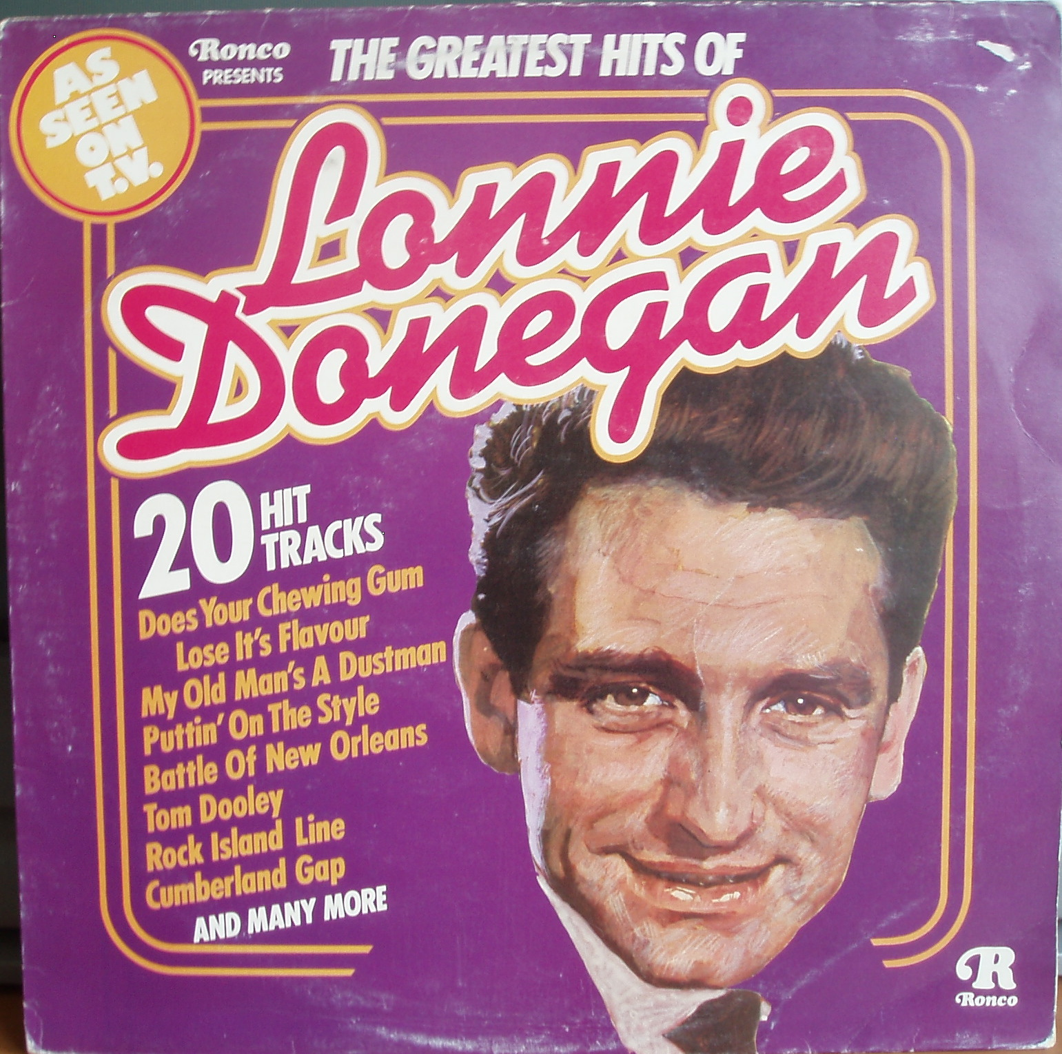 The Greatest His Of Lonnie Donegan