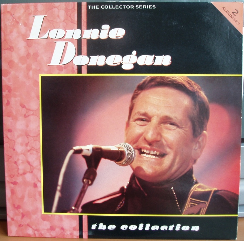 Lonnie Donegan The Collction
