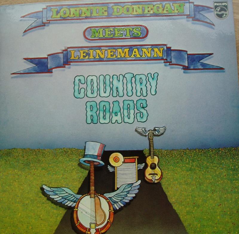 Lonnie Donegan Meets Leinemann Coutry Roads