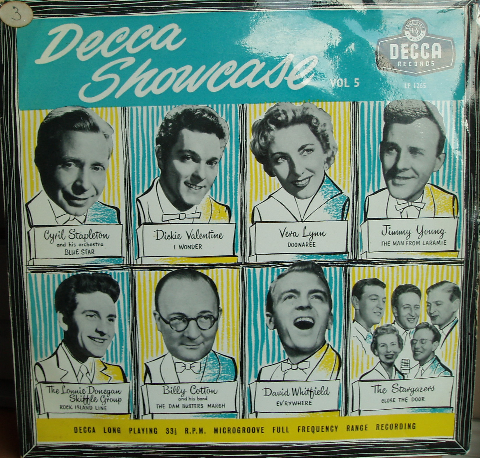 Decca Showcase