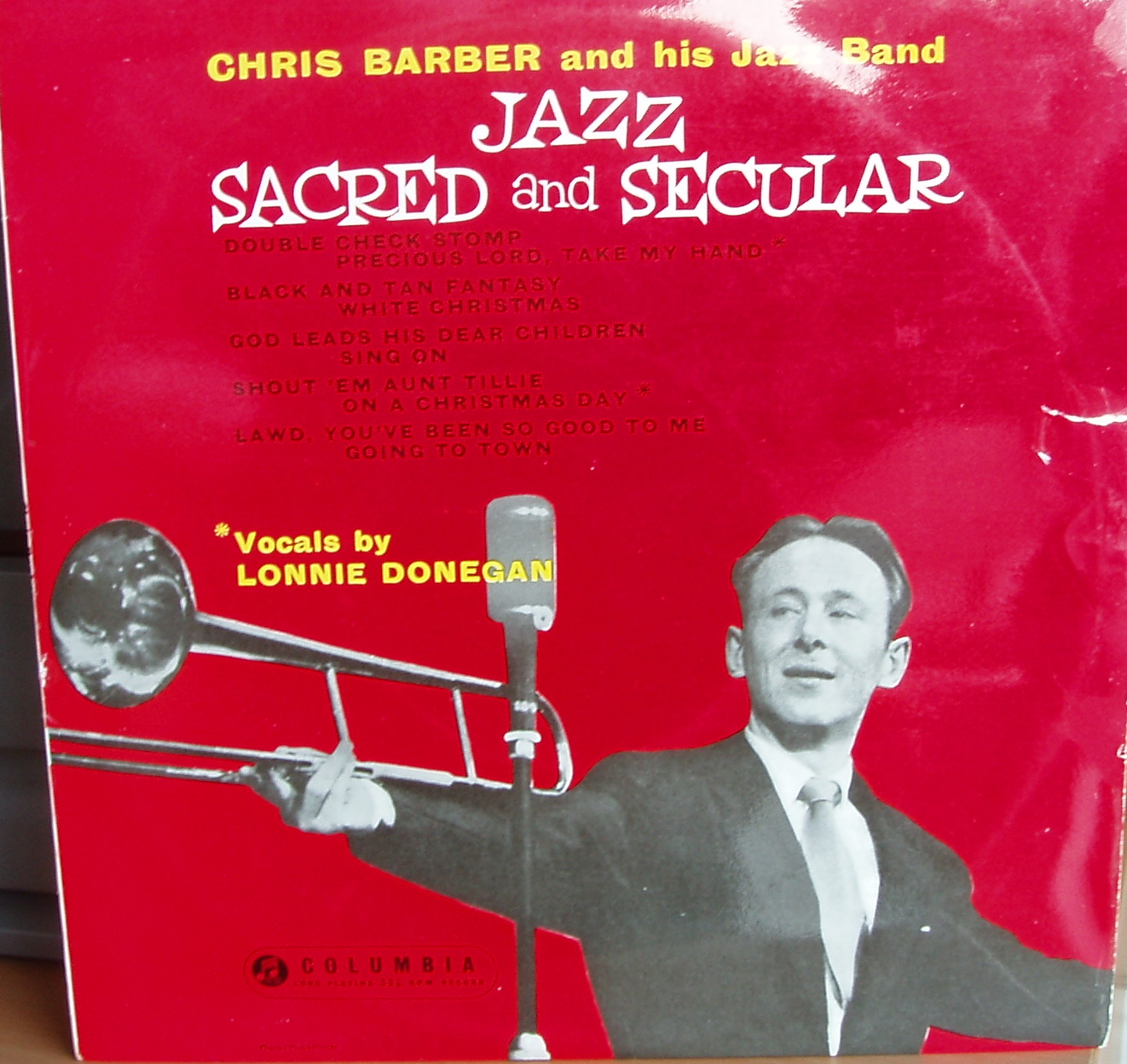Jazz, Sacred and Secular
